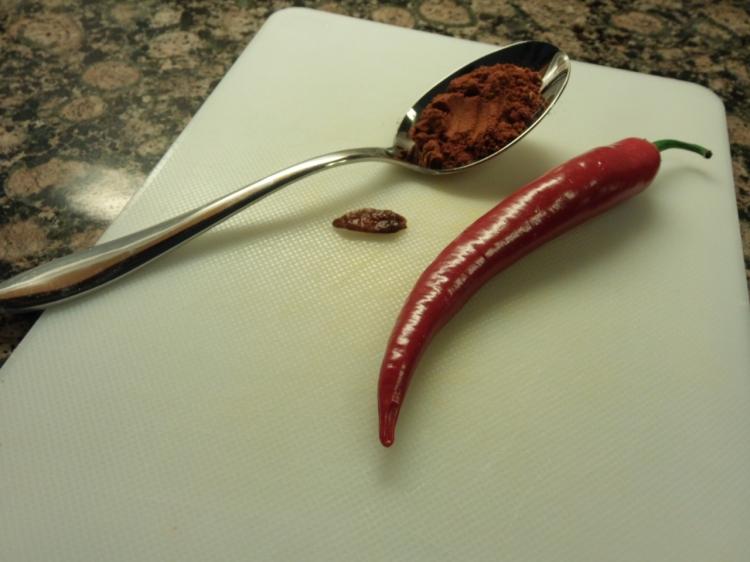 Kolmenlaista chiliä