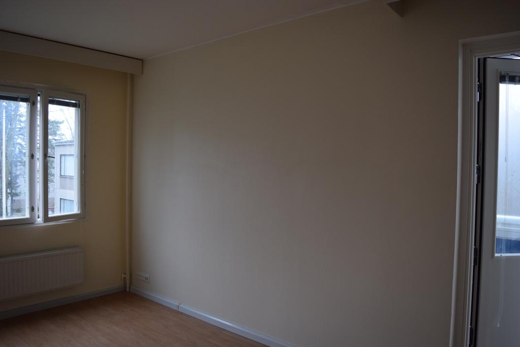 Maalattua seinää