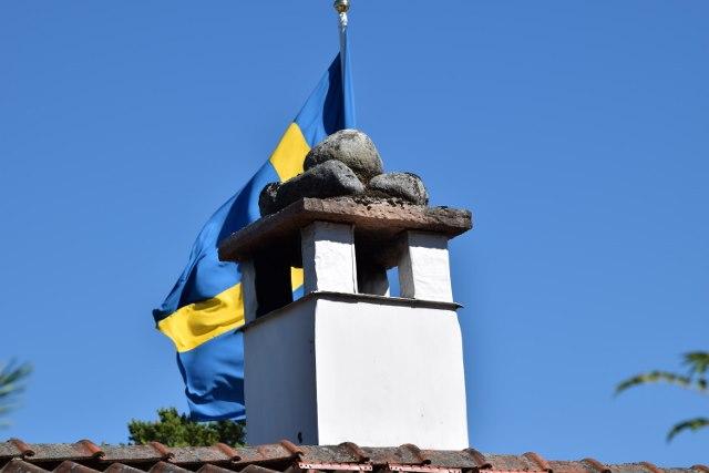 Sandhamn on Ruotsissa